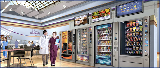 vending machine business for sale in los angeles